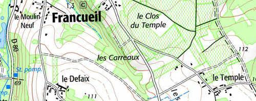 Maison du Temple de Francueil