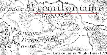Domaine du Temple de Fremifontaine