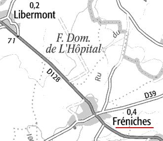 Domaine du Temple de Fréniches