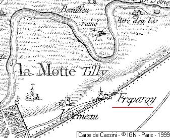 Temple de Fréparoy