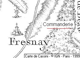 Seigneurie du Temple de Fresnay