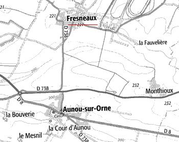 Domaine du Temple de Fresneaux