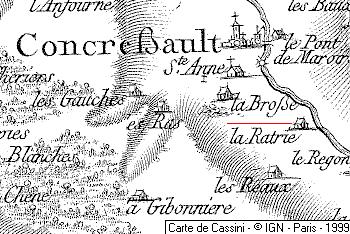 Domaine du Temple Terre de La Brosse