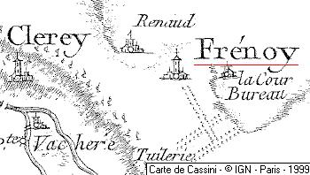 Domaine du Temple de Fresnoy-le-Château