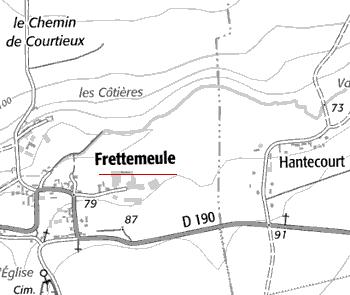 Domaine du Temple de Frettemeule