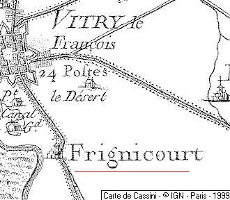 Domaine du Temple de Frignicourt
