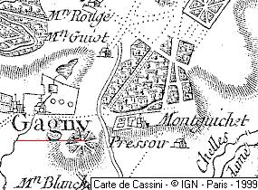 Seigneurie du Temple de Gagny