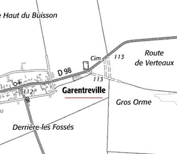 Domaine du Temple de Garentreville