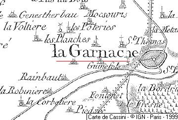 Domaine du Temple La Garnache