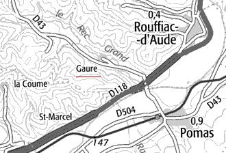 Domaine du Temple de Gaure