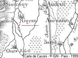 Gayan, Hautes-Pyrénées