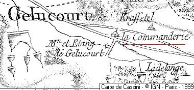Maison du Temple de Gélucourt