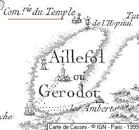 Bien du Temple à Gérodot