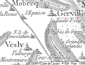 Domaine du temple de Gerville