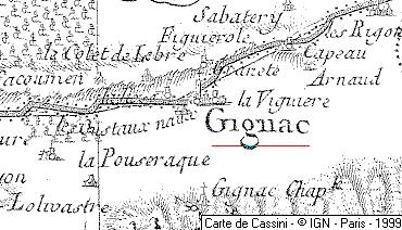 Domaine du Temple de Gignac-la-Nerthe
