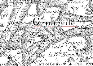 Maison du Temple de Gimbrede