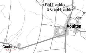 Domaine du Temple à Gimbrois