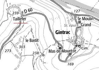 Hôpital de Gintrac-Taillefer