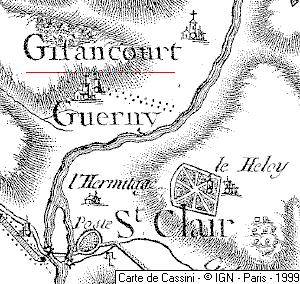 Domaine du Temple de Gisancourt