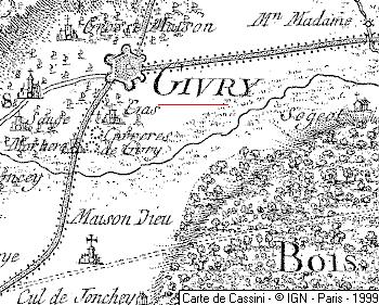 Domaine du Temple de Givry