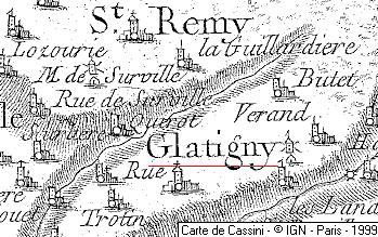 Domaine du Temple de Glatigny