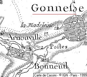 Domaine du Temple de Gonesse