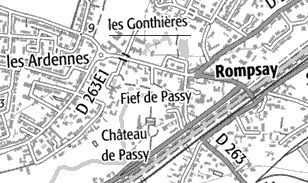 Domaine du Temple de La Gontières
