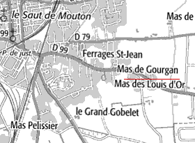 Domaine du Temple de Gourgan