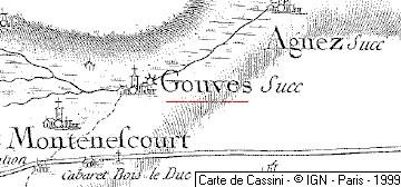 Domaine du Temple de Gouves