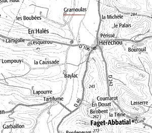 Fief du Temple de Gramoulas