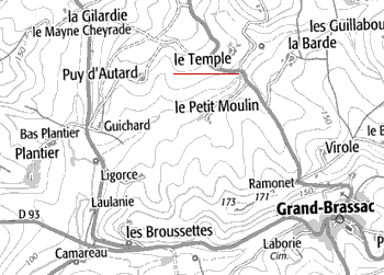 Le Temple de Grand-Brassac