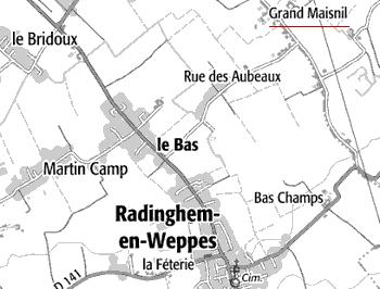 Domaine du Temple de Grand-Maisnil