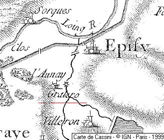 Domaine du Temple de Grattereau