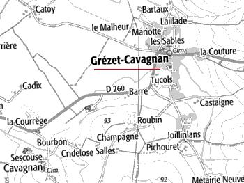 Domaine du Temple de Saint-Hilaire-de-Cavaniac