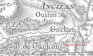 Fief du Temple de Guchen, Hautes-Pyrénées