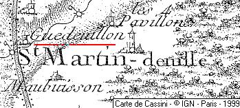 Domaine du Temple de Gué d'Heuillon