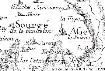 Domaine du Temple de Gesnes