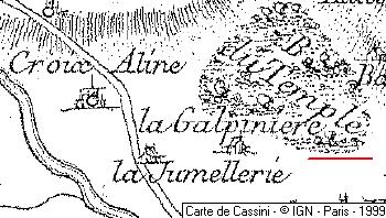 Bois du Temple de Gueliant
