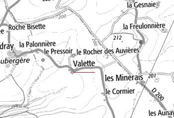 Domaine du Temple de Valette