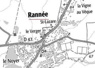 Domaine du Temple de Rannée