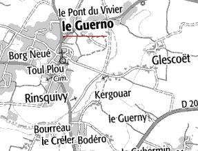 Aumônerie Le Guerno