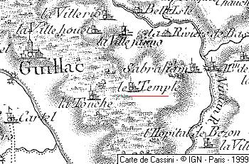 Le Temple de Guillac