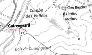 Maison du Temple de Guizengeard