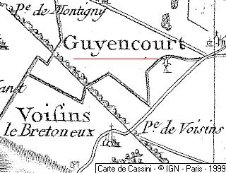 Domaine du Temple de Guyencourt