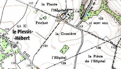 l'Hôpital ou le Val-Denis