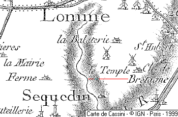 Maison du Temple de La Haie