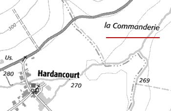 Maison du Temple d'Hardancourt
