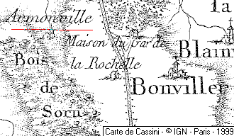Domaine du Temple d'Harmonville