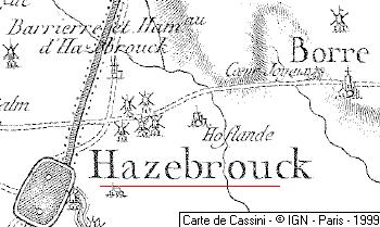 Domaine du Temple à Hazebrouck