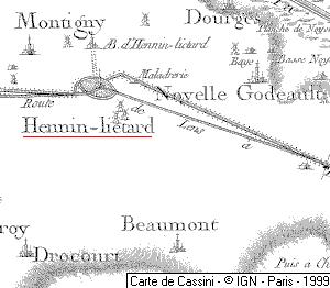 Domaine du Temple Hénin-Beaumont